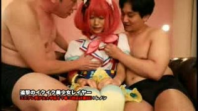 追撃のイクイク美少女レイヤー 003/香苗レノン