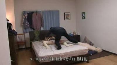 友カノの寝取り顔を黙って売ってます/関根奈美