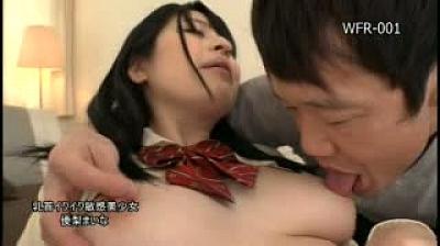 乳首イクイク敏感美少女/優梨まいな