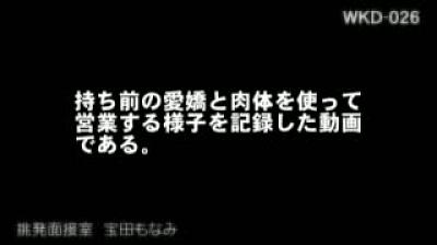 挑発面接室/宝田もなみ